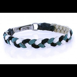 Wole Alcantara Leather Bracelet
