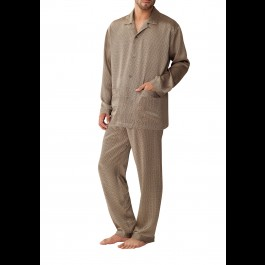 Zimmerli - ZN-24 Silk Pyjamas - No Piping