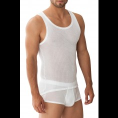 Zimmerli Exclusive Richelieu Rib- 207-1410 Tank