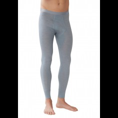 Zimmerli Finest Wool & Silk - 710-1452  Leggings - Closed Fly