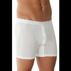 Zimmerli Silk De Luxe-852-1408 Boxer Short-Open Fly