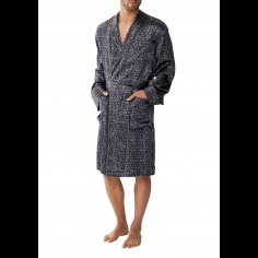 Zimmerli - ZN-36  Silk Robe - No Piping
